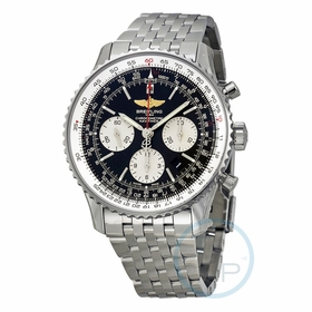 Breitling AB012012-BB01-447A Navitimer 01 Mens Chronograph Automatic Watch