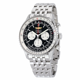 Breitling AB012721-BD09-443A Navitimer 01 Mens Chronograph Automatic Watch
