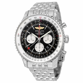Breitling AB044121-BD24-453A Navitimer GMT Mens Chronograph Automatic Watch