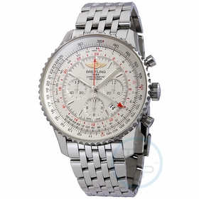 Breitling AB044121/G783-453A Navitimer GMT Mens Chronograph Automatic Watch
