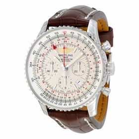 Breitling AB044121-G783-756P-A20BA.1 Navitimer GMT Mens Chronograph Automatic Watch