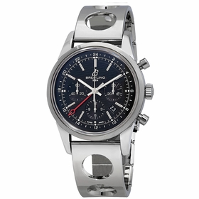 Breitling AB045112/BC67-222A Transocean Mens Chronograph Automatic Watch