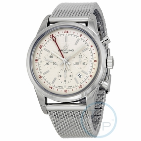 Breitling AB045112-G772-154A Transocean Chronograph GMT Mens Chronograph Automatic Watch