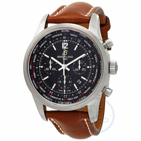 Breitling AB0510U6/BC26-439X-A20BASA.1 Transocean Chronograph Unitime Pilot Mens Chronograph Automatic Watch