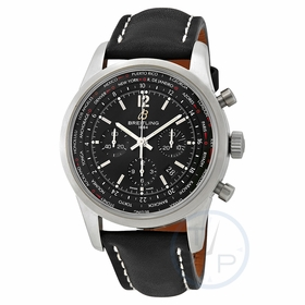 Breitling AB0510U6/BC26-441X-A20BASA.1 Transocean Chronograph Unitime Pilot Mens Chronograph Automatic Watch