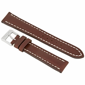 Breitling Brown 18MM Leather Strap 416X-A16D.1