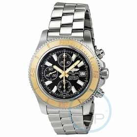 Breitling C1334112-BA84-163A Superocean Chronograph II Mens Chronograph Automatic Watch