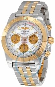 Breitling CB014012-G713-378C Chronomat 41 Mens Chronograph Automatic Watch