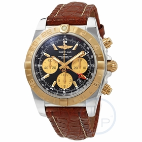 Breitling CB042012/BB86-739P-A20BA.1 Chronomat 44 GMT Mens Chronograph Automatic Watch