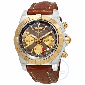 Breitling CB042012/Q590-739P-A20BA.1 Chronomat 44 GMT Mens Chronograph Automatic Watch