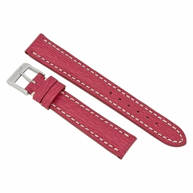 Breitling Colt Hot Pink Leather Strap with a Tang Clasp 241X-A14BA.1