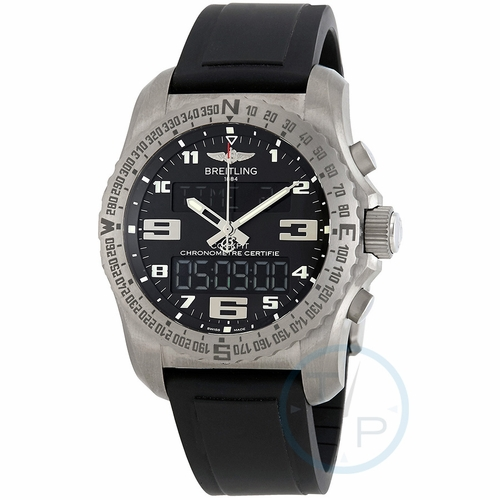 Breitling EB501022-BD40-137S-A20D2 Chronograph Quartz Watch