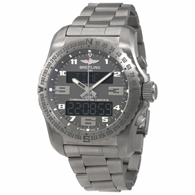 Breitling EB5010B1-M532-176E Professional Cockpit Mens Chronograph Quartz Watch