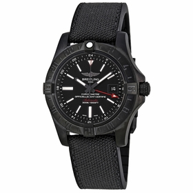 Breitling M3239010/BF04-253S Avenger II Mens Automatic Watch