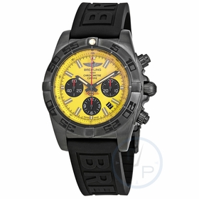 Breitling MB0111C3/I531BKPD3 Chronograph Automatic Watch