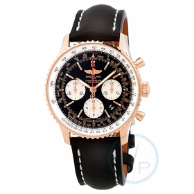 Breitling RB012012/BA49-435X-R20BA.1 Navitimer 01 Mens Chronograph Automatic Watch
