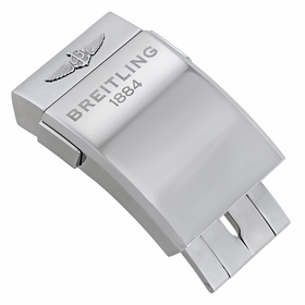 Breitling Stainless Steel 20 MM Deployment Clasp