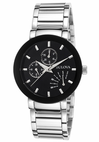 Bulova 96C105 Bracelet Mens Quartz Watch