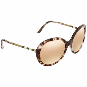 Burberry BE4239Q-36637J-57  Ladies  Sunglasses
