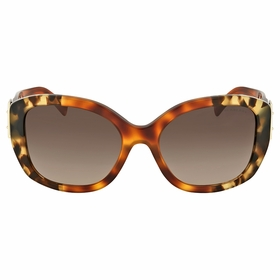 Burberry BE4248-363913-57  Ladies  Sunglasses