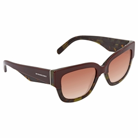 Burberry BE4252-365113-53  Ladies  Sunglasses