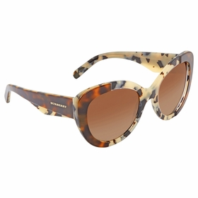 Burberry BE4253-365413-54  Ladies  Sunglasses