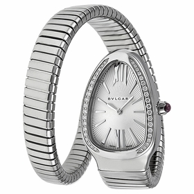 Bvlgari 101816 Serpenti Ladies Quartz Watch