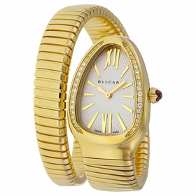 Bvlgari 101924 Serpenti Tubogas Ladies Quartz Watch