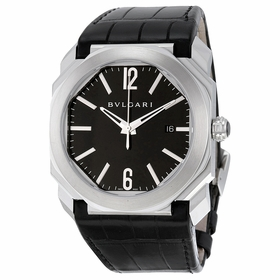 Bvlgari 101964 Octo Solotempo Mens Automatic Watch