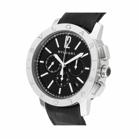 Bvlgari 102043 BVLGARI BVLGARI Mens Chronograph Automatic Watch