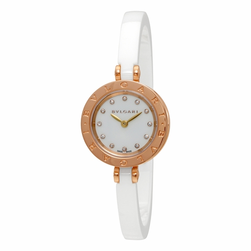 Bvlgari 102088 B.zero1 Ladies Quartz Watch