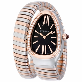 Bvlgari 102098 Serpenti Tubogas Ladies Quartz Watch