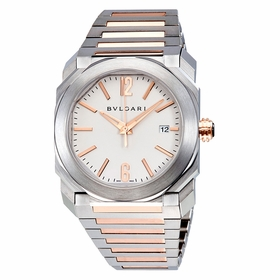 Bvlgari 102118 Octo Solotempo Mens Automatic Watch