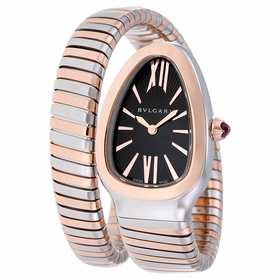 Bvlgari 102123 Serpenti Tubogas Ladies Quartz Watch
