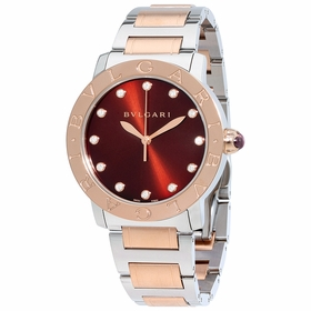 Bvlgari 102159 BVLGARI BVLGARI Ladies Automatic Watch