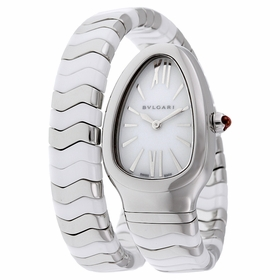 Bvlgari 102182 Serpenti Spiga Ladies Quartz Watch