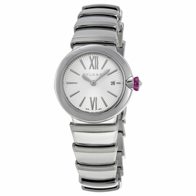 Bvlgari 102195 LVCEA Ladies Quartz Watch