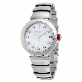 Bvlgari 102199 LVCEA Ladies Automatic Watch