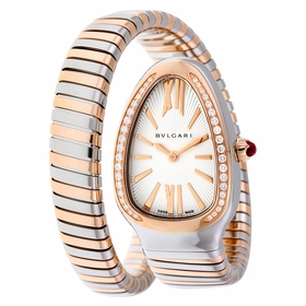 Bvlgari 102237 Serpenti Tubogas Ladies Quartz Watch