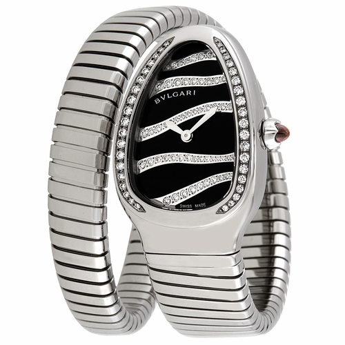 Bvlgari 102439 Serpenti Tubogas Ladies Quartz Watch