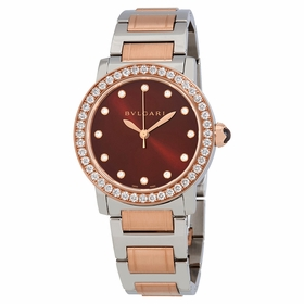 Bvlgari 102478 Bvlgari Bvlgari Ladies Automatic Watch