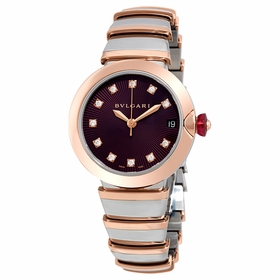 Bvlgari 102497 Lvcea Ladies Automatic Watch