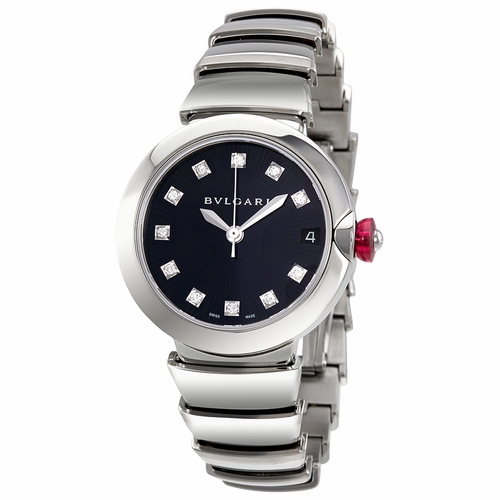 Bvlgari 102564 Lvcea Ladies Automatic Watch