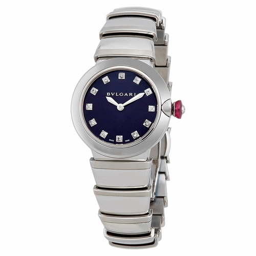 Bvlgari 102568 Lvcea Ladies Quartz Watch