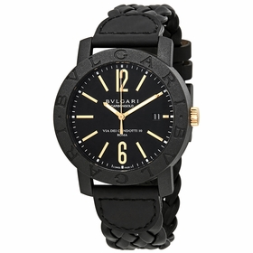 Bvlgari 102632 Bvlgari Mens Automatic Watch
