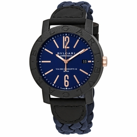 Bvlgari 102634 Bvlgari Mens Automatic Watch