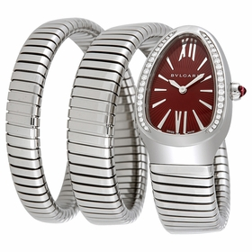 Bvlgari 102682 Serpenti Tubogas Ladies Quartz Watch