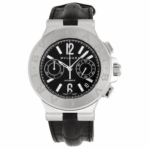 Bvlgari DG40BSLDCH Diagono Mens Chronograph Automatic Watch
