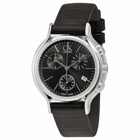 Calvin Klein K2U291C1 Skirt Ladies Chronograph Quartz Watch