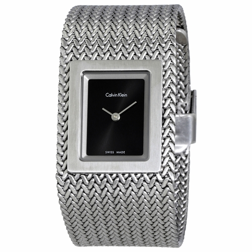 Calvin Klein K5L13131 Mesh Ladies Quartz Watch